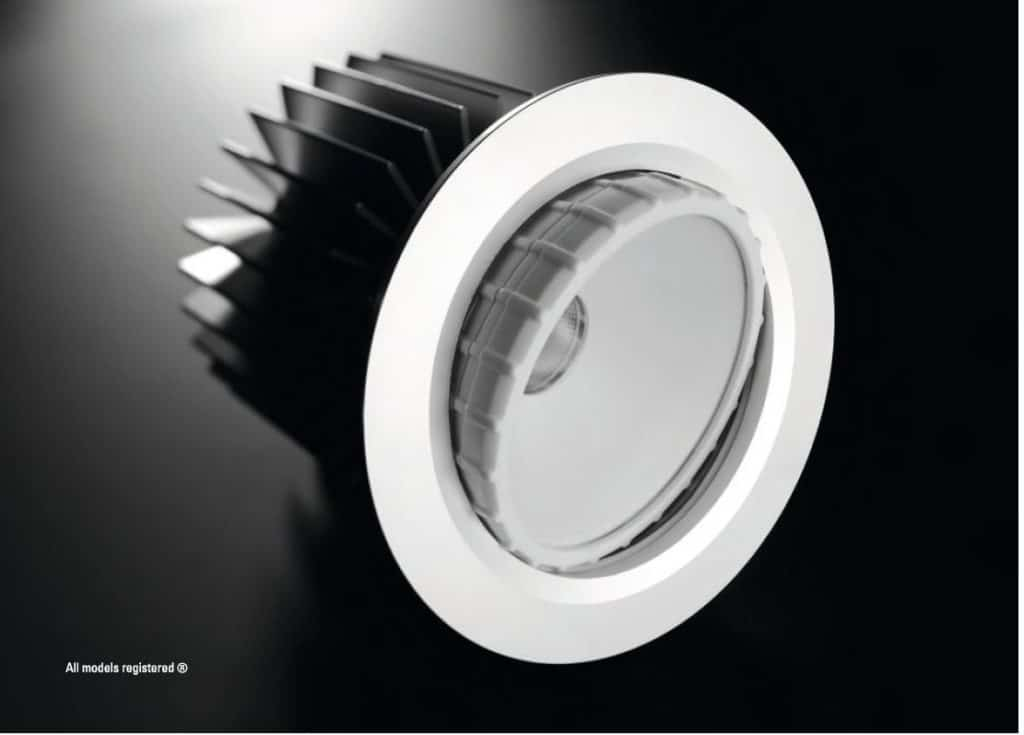 Bild einer CHAMELEON-Design-Einbauleuchte